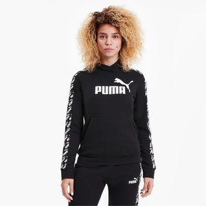 PUMA Amplified Women's Hoodie - Black